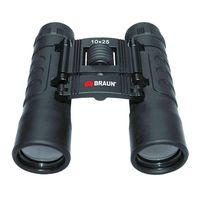 Für weitere Info hier klicken. Artikel: Braun Binocular 10x25 schwarz