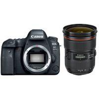 Für weitere Info hier klicken. Artikel: Canon EOS 6D Mark II + EF 24-70mm f/2,8 L II USM