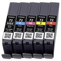Für weitere Info hier klicken. Artikel: Canon Multipack PGI-72 MBK/C/M/Y/R