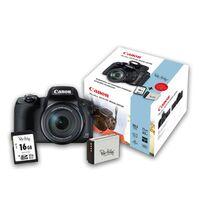 Für weitere Info hier klicken. Artikel: Canon PowerShot SX70 HS schwarz Special Edition