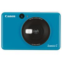 Für weitere Info hier klicken. Artikel: Canon Sofortbildkamera Zoemini C blau