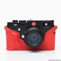 Für weitere Info hier klicken. Artikel: Ciesta Leica M (240) Kamerahülle rot
