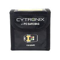 Für weitere Info hier klicken. Artikel: CYTRONIX Batteriesicherheitstasche für Spark