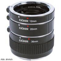 Für weitere Info hier klicken. Artikel: Dörr Zwischenringsatz Canon EF