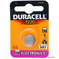Für weitere Info hier klicken. Artikel: Duracell Batterie CR1220