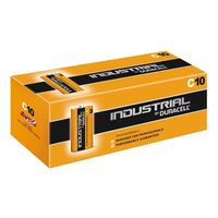 Für weitere Info hier klicken. Artikel: Duracell Batterie ID1400 Industrial 10er-Pack
