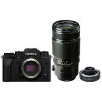 Für weitere Info hier klicken. Artikel: Fujifilm X-T4 Gehäuse + XF 50-140mm f/2,8 R LM OIS WR + TC XF1.4X Tele-Konverter