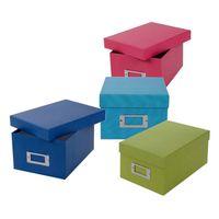 Für weitere Info hier klicken. Artikel: goldbuch Aufbewahrungsbox Bella Vista mit 8 Registrierkarten blau