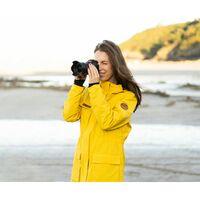 Für weitere Info hier klicken. Artikel: Haukland 5 in 1 Jacke für Fotografinnen (Damen) M gelb