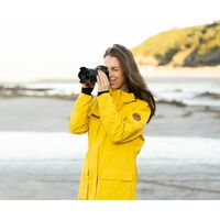 Für weitere Info hier klicken. Artikel: Haukland 5 in 1 Jacke für Fotografinnen (Damen) L gelb