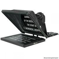 """Für weitere Info hier klicken. Artikel: Ikan PT4500 Professional 15"""" High Bright Teleprompter"""