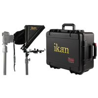 Für weitere Info hier klicken. Artikel: Ikan Tablet Teleprompter for Light Stands Travel Kit