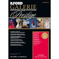 Für weitere Info hier klicken. Artikel: Ilford Druckerpapier GALERIE Prestige Lustre 100 Blatt 10x15 (10,2 x 15,2 cm)
