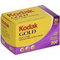 Für weitere Info hier klicken. Artikel: Kodak Gold 200 135/36 Kleinbildfilm