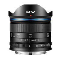 Für weitere Info hier klicken. Artikel: LAOWA 7,5mm f/2,0 schwarz Micro Four Thirds