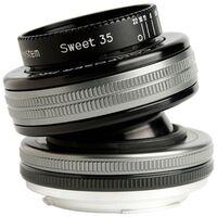 Für weitere Info hier klicken. Artikel: Lensbaby Composer Pro II inkl. Sweet 35 Optic Canon EF