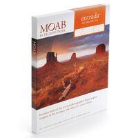 Für weitere Info hier klicken. Artikel: Moab Entrada Rag Bright 300 13 x 19 100 Blatt 13x19 mm