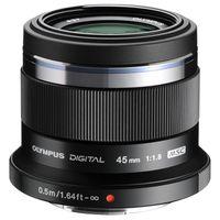 Für weitere Info hier klicken. Artikel: Olympus M.Zuiko AF 45mm f/1,8 schwarz Micro Four Thirds