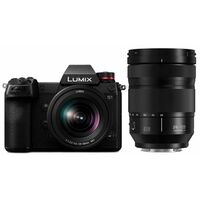 Für weitere Info hier klicken. Artikel: Panasonic Lumix DC-S1 + Lumix S 20-60mm f/3.5-5.6 + S 24-105mm f/4,0 Macro O.I.S.