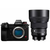 Für weitere Info hier klicken. Artikel: Panasonic Lumix DC-S1H + Sigma AF 85mm f/1,4 DG DN ART