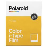 Für weitere Info hier klicken. Artikel: Polaroid Color Film for i-Type 40