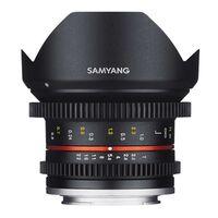 Für weitere Info hier klicken. Artikel: Samyang MF 12mm T2,2 Video Canon EF-M