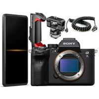 Für weitere Info hier klicken. Artikel: Sony Alpha 7S III (ILCE-7SM3) + Xperia PRO + Zubehör Set