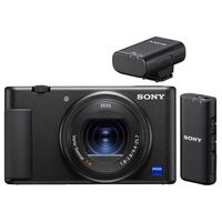 Für weitere Info hier klicken. Artikel: Sony Vlog-Kamera ZV-1 + Bluetooth Mikrofon ECM-W2BT
