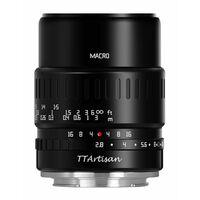 Für weitere Info hier klicken. Artikel: TTArtisan 40mm f/2,8 Macro Canon EF-M