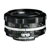 Für weitere Info hier klicken. Artikel: Voigtländer Color Skopar 2,8/28 mm SLII-S asphärisch schwarz Nikon FX
