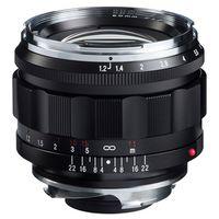 Für weitere Info hier klicken. Artikel: Voigtländer Nokton 50mm f/1,2 asphärisch VM schwarz Leica M