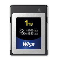 Für weitere Info hier klicken. Artikel: Wise CFexpress Typ B Speicherkarte 1 TB