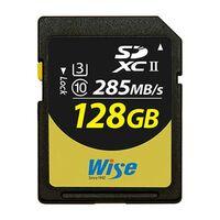 Für weitere Info hier klicken. Artikel: Wise SDXC Card UHSII (U3) 128 GB