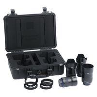 Für weitere Info hier klicken. Artikel: Zeiss Milvus 25mm f/1,4, Milvus 35mm f/1,4, Milvus 50mm f/1,4 and Milvus 85mm f/1,4 ZE- + Speed Transport Case + 3x Lens Gear Medium Canon EF