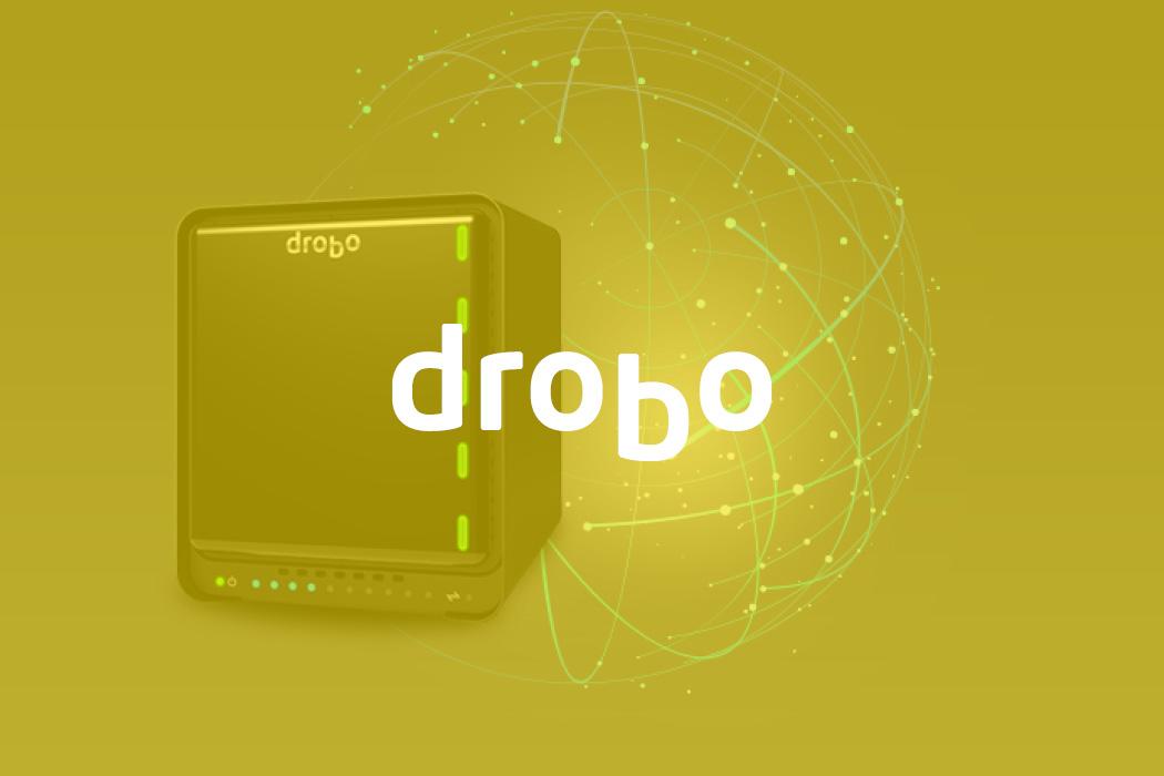 Neue Marken - Drobo