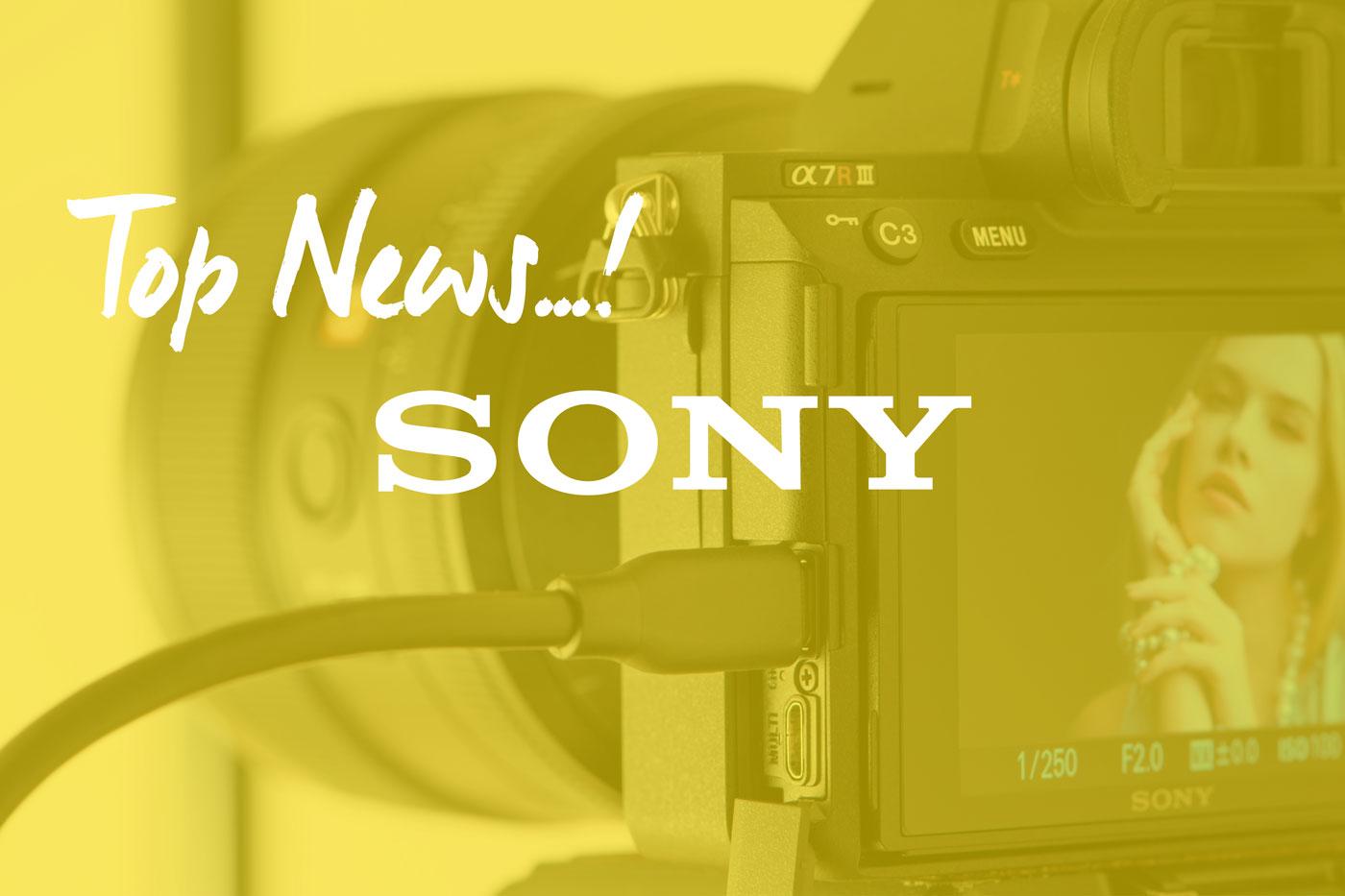 Die Top Neuheiten von Sony