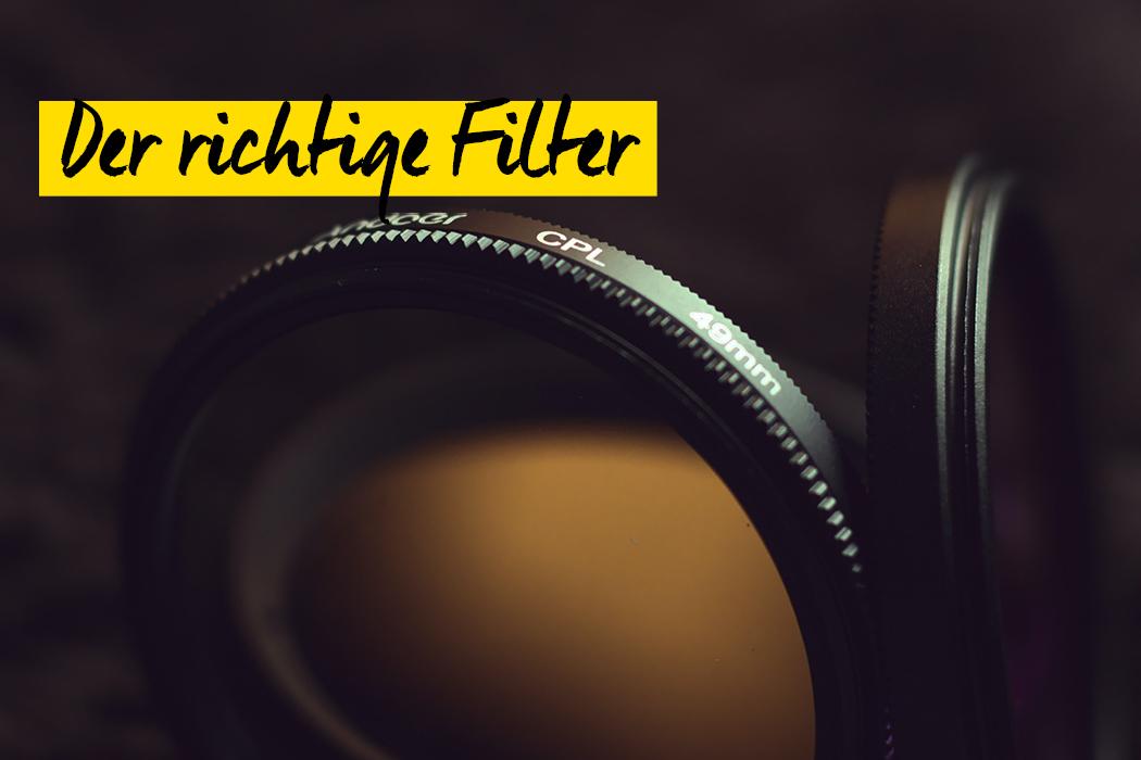 Filter Kaufberater