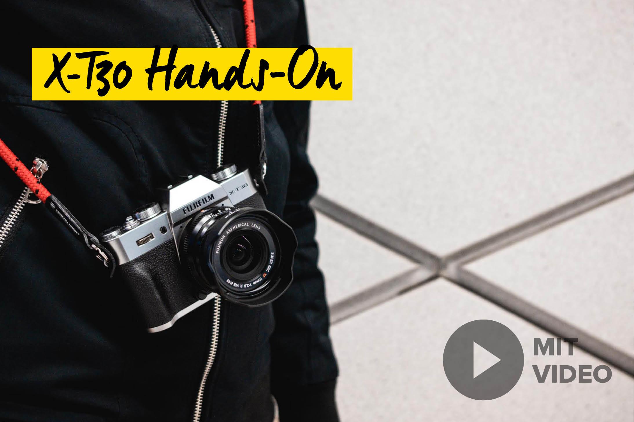 Fujifilm X-T20 vs X-T30 - lohnt sich die dritte Ge