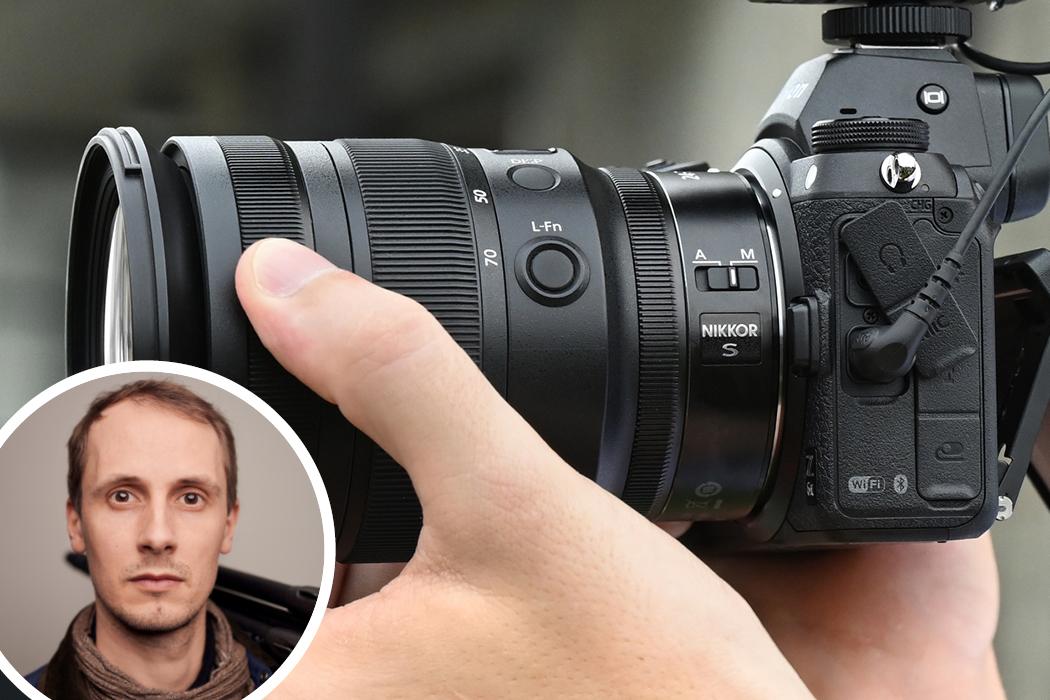 Livestream Nikkon Objektive für Nikon Z