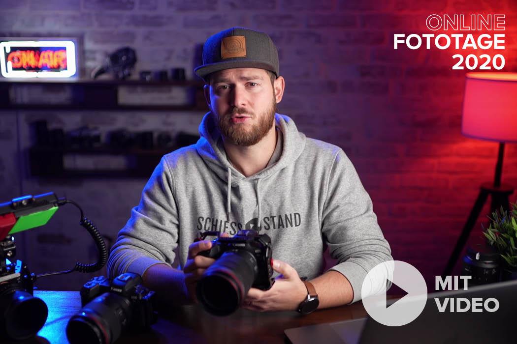 Review: Kamera-Neuheiten 2020 - Schieß-Stand