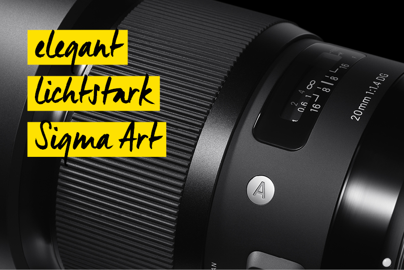 Sigma Art-Objektive